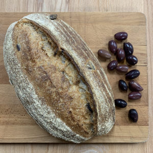 Olive Sourdough
